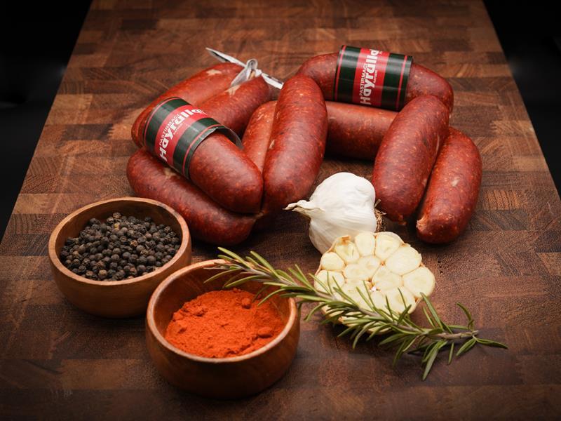 Evlik Sucuk (Fermente)